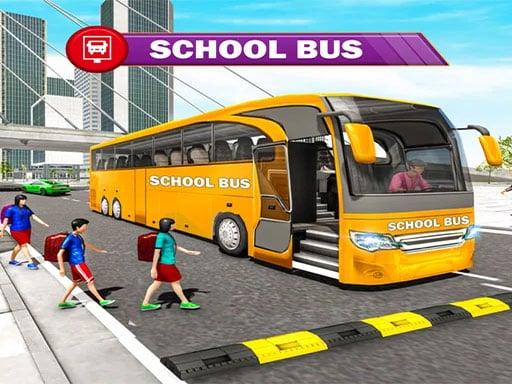 Игра школьного автобуса