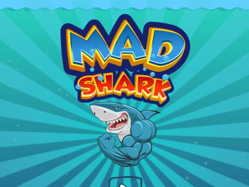 Mad Shark - New Games - Cool Math Games