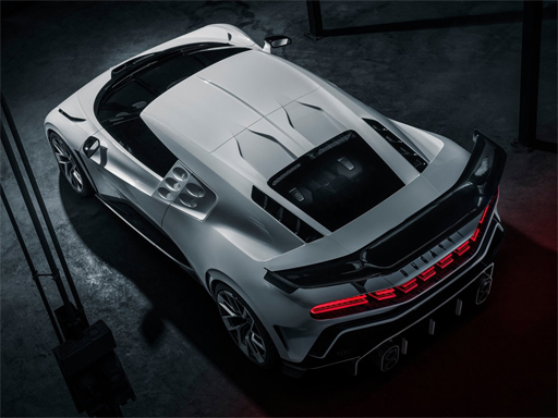 Головоломка Bugatti Centodieci