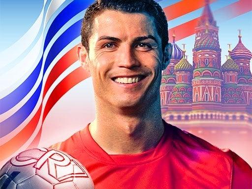 Play Ronaldo Kick Run game online!