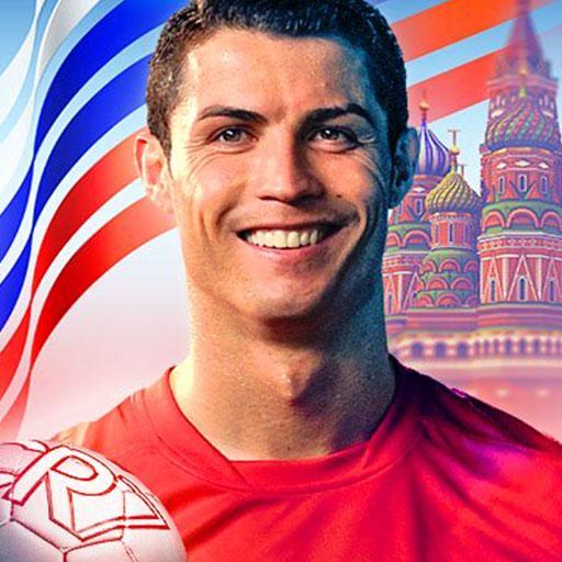 Play Ronaldo Kick Run