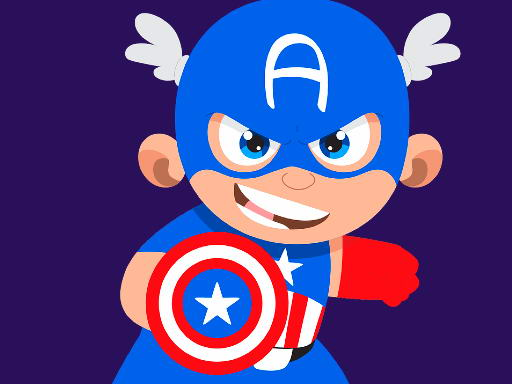 Play Super Heroes Jigsaw