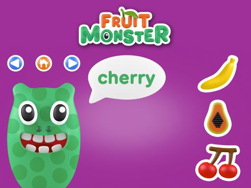 Play Fruit Monster