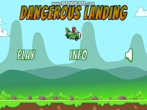 Опасная посадка