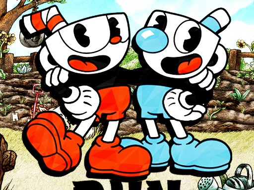 Cuphead Run