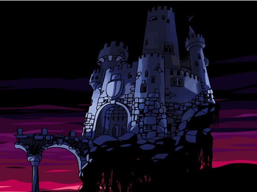 Dark Castle Escape - Popular Games - Cool Math Games