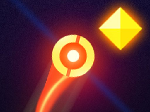 Play Super Neon Ball game online!
