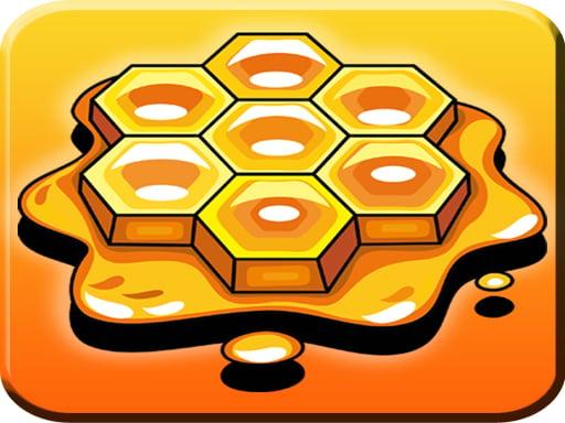 Медовая шестиугольная головоломка
