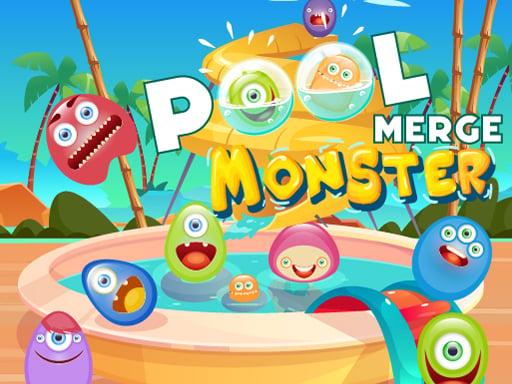 Merge Monster: Вечеринка у бассейна