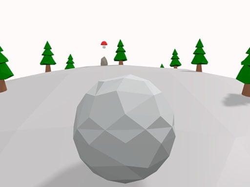 Катящийся шар Новый