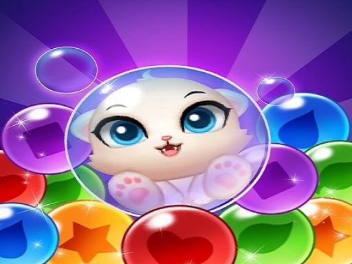 Water Bubble Bubble Shooter