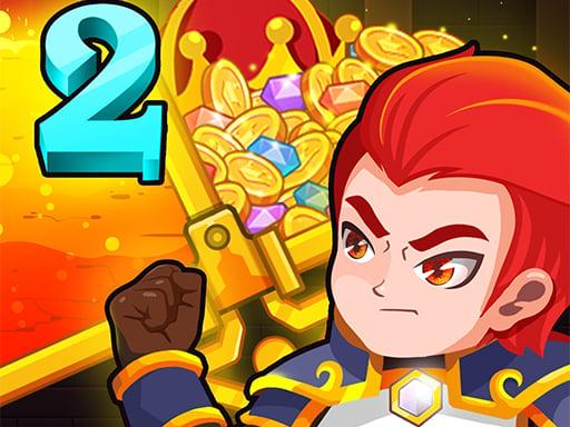 Спасение героя 2 Бесплатные головоломки