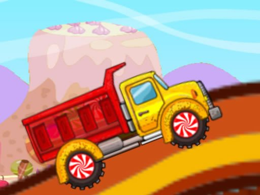 Sweet Truck - Popular Games - Cool Math Games