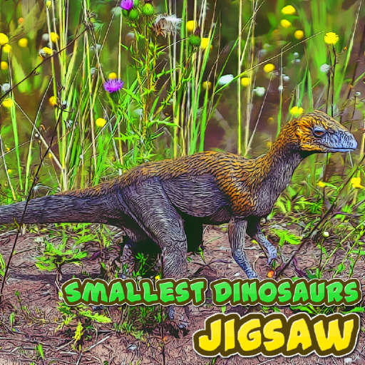 Smallest Dinosaurs Jigsaw
