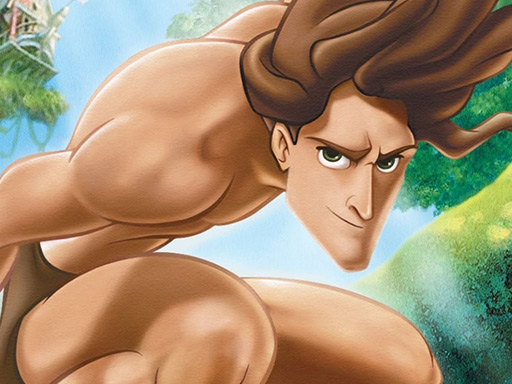 Tarzan Jigsaw Puzzle Collection