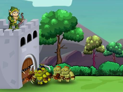 Mutant Orc Invasion