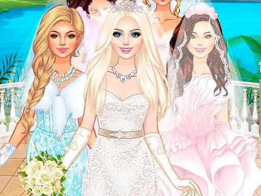 My Perfect Bride Wedding Dress Up - Popular Games - Cool Math Games