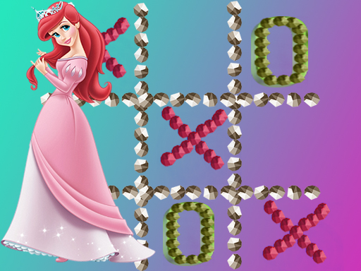 Tic Tac Toe Princess