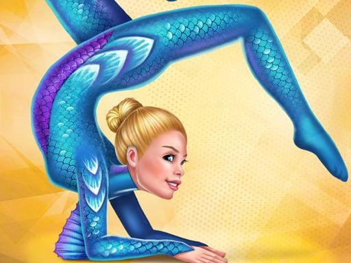 Fantezi Jimnastik Kız Giydirme
