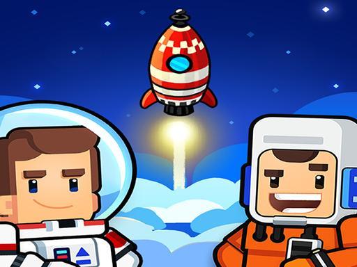 Play Tap Rocket Frontier