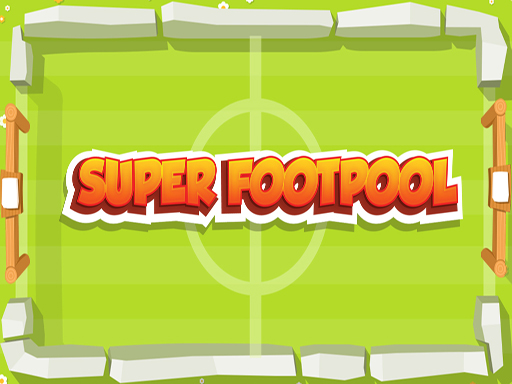 Super Footpool - Popular Games - Cool Math Games