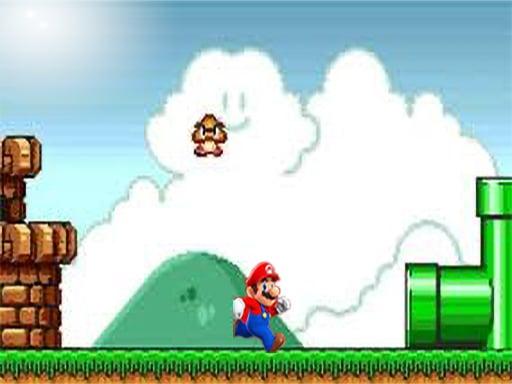 Play super Mario 1