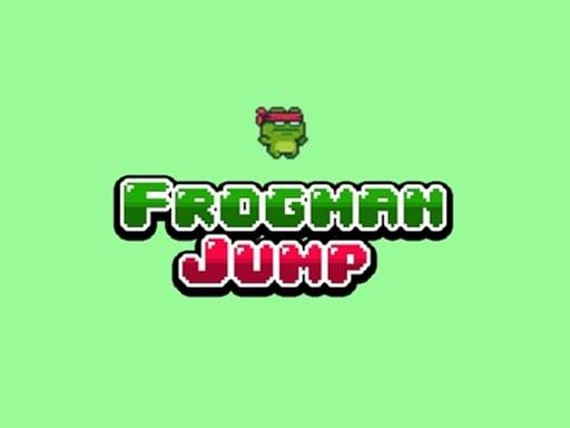 Frogman Jump