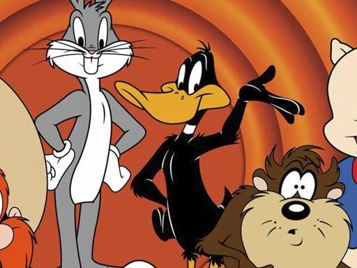 Коллекция головоломок Looney Tunes