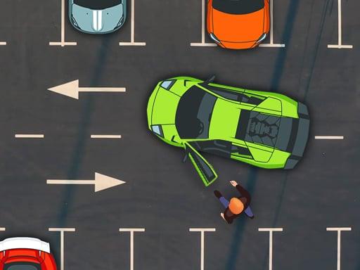 Июль симулятор парковки