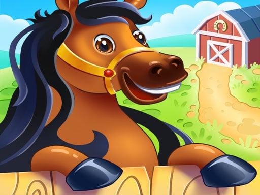 Play Learning Farm Animals