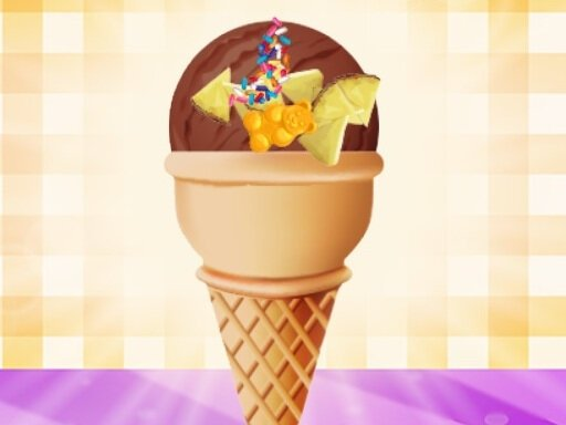 Ice Cream Maker - Popular Games - Cool Math Games