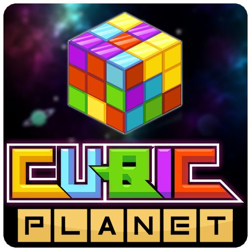 Cubic Planet