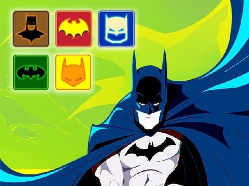 Play Super Heroes Match 3: Batman Puzzle Game