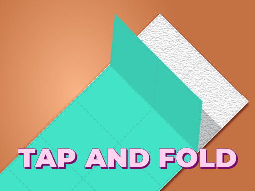 Tap And Fold: Paint Blocks
