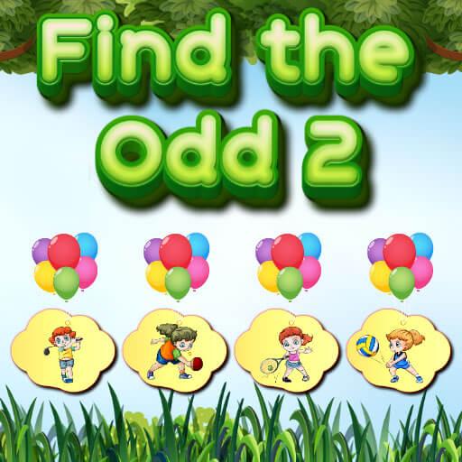 Find the Odd 2