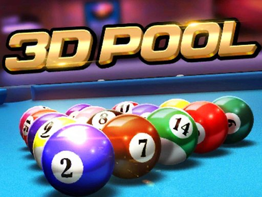 3D Ball Pool - Popular Games - Cool Math Games