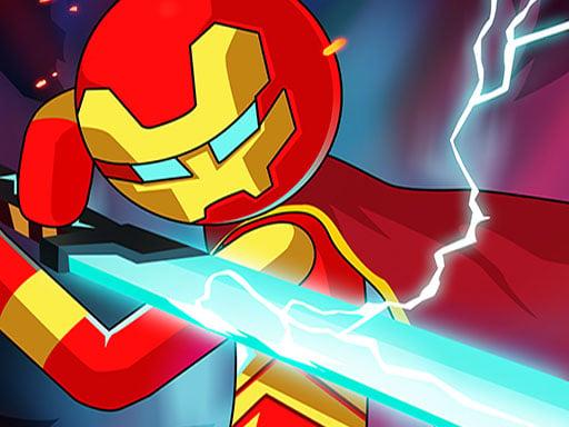 Iron Man - Stickman Fight