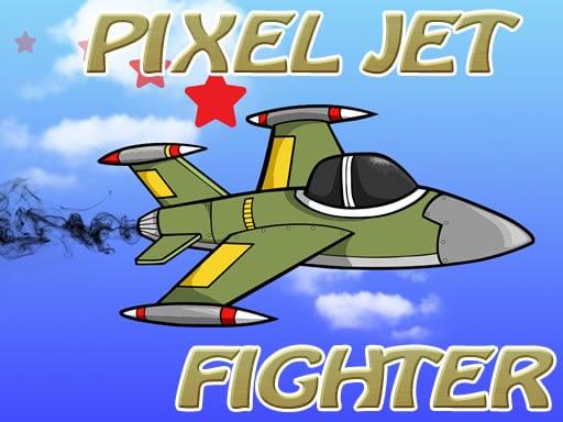 Play Pixel Jet Fighter Online