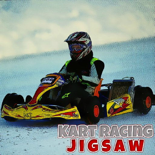 Kart Racing Jigsaw