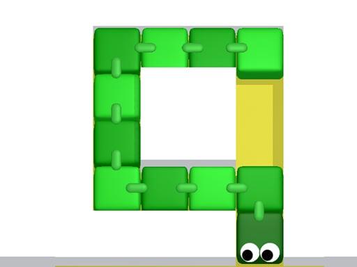 Play Snake 3d Mosaic Art