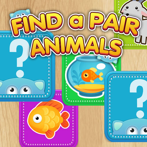 Find a Pair: Animals