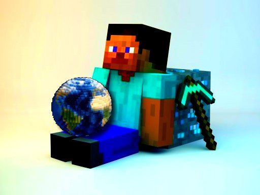 Play Minecraft Earth Survival Online