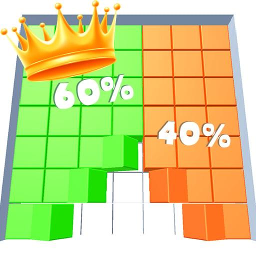 Color Blocks vs Blocks 3D - Blocks battle