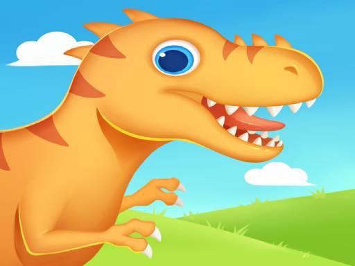 Play Dino Digging Games: Dig for Dinosaur Bones