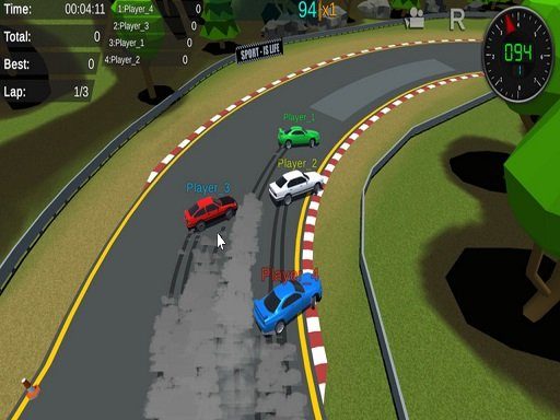 Fantastic Pixel Car  Racing GM Multiplayer - Popular Games - Cool Math Games