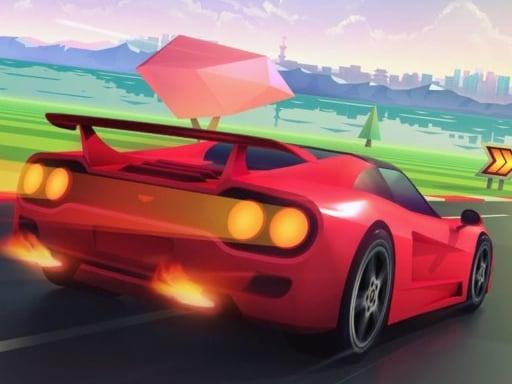 Мультяшный Horizon Car Chase