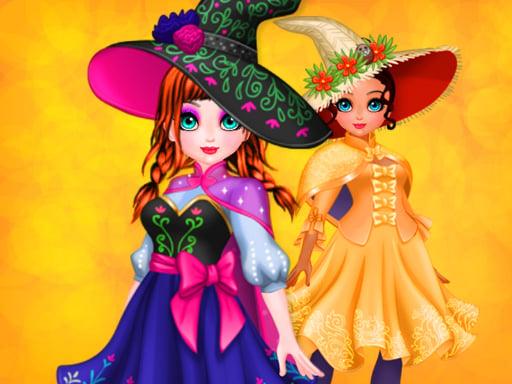 Cute Witch Princess