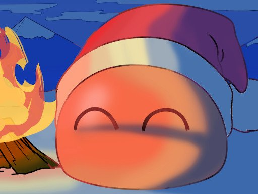 Play FireBlob Winter Online