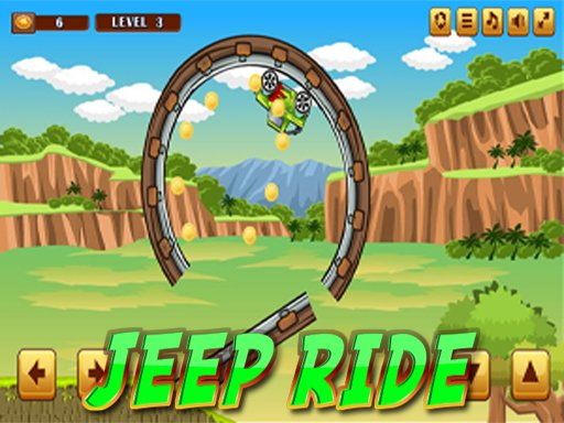 Jeep Ride - Popular Games - Cool Math Games