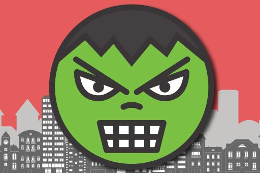 Flappy Superhero Dunk